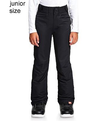 kalhoty Roxy Backyard - KVJ0/True Black
