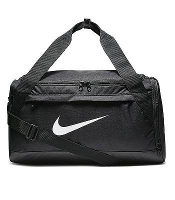 bag Nike Brasilia Small Duffel 9.0 - 010/Black/Black/White