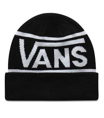 cap Vans Drop V Stripe Cuff - Black - men´s