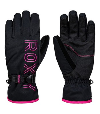 rukavice Roxy Freshfield - KVJ0/True Black