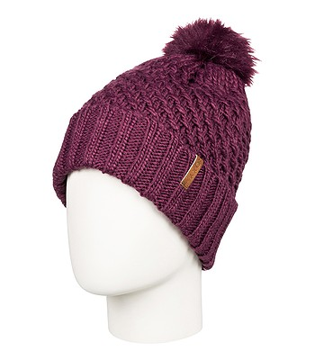 cap Roxy Blizzard - PSF0/Grape Wine - women´s