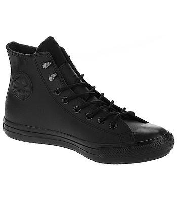 shoes Converse Chuck Taylor All Star Winter First Steps Hi - 164923/Black/Black/Black