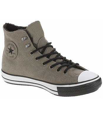 topánky Converse Chuck Taylor All Star Winter Waterproof HI - 165453/Mason Taupe/White/Black