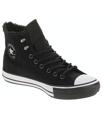 shoes Converse Chuck Taylor All Star Winter Waterproof HI - 165451/Black/White/Black