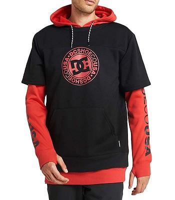 sweatshirt DC Dryden - RQR0/Racing Red - men´s