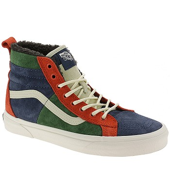 shoes Vans Sk8-Hi 46 MTE DX - MTE/Fairway/Gibraltar Sea