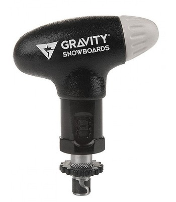 screwdriver Gravity Driver Tool - Black/White