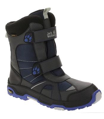 dziecięce buty Jack Wolfskin Polar Bear Texapore - Vibrant Blue