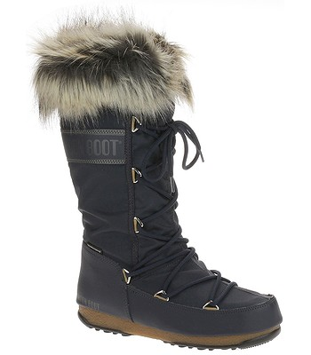 shoes Tecnica Moon Boot Monaco WP 2 - Denim Blue - women´s