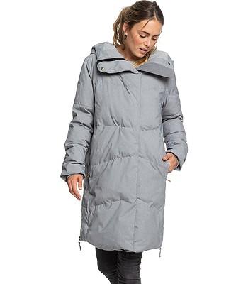 coat Roxy Abbie - SJEH/Heather Gray - women´s