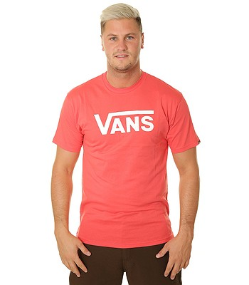 tričko Vans Classic - Vans Scarab/White