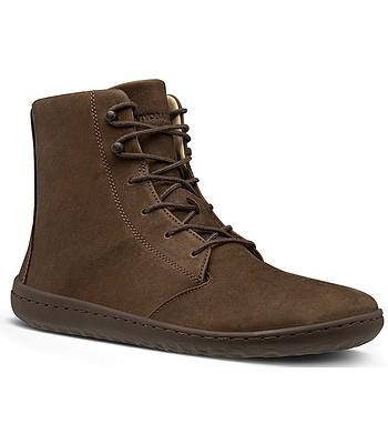 boty Vivobarefoot Gobi Hi III W - Brown Leather