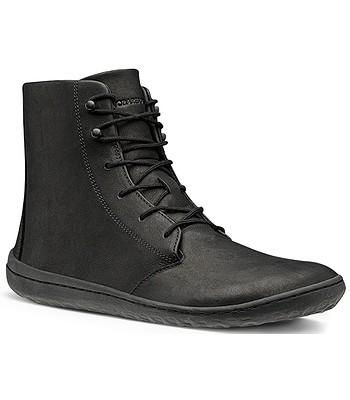 boty Vivobarefoot Gobi Hi III W - Black Leather