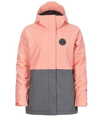 jacket Horsefeathers Maili - Peach - women´s