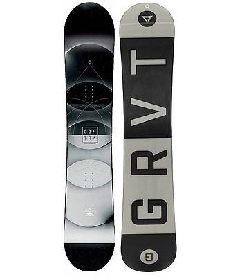 snowboard Gravity Contra Wide - No Color