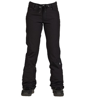 pants Nikita Cedar - Black - women´s