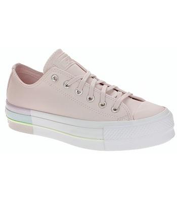 diferente muy agradable Reacondicionamiento  shoes Converse Chuck Taylor All Star Lift Rainbow Midsole OX -  566250/Barely Rose/Polar Blue - women´s - blackcomb-shop.eu