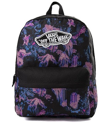backpack Vans Realm Classic - Drip Floral - women´s