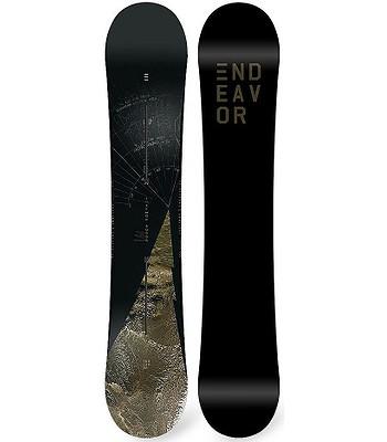 snowboard Endeavor B.O.D. Wide - No Color