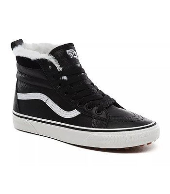chaussures Vans Sk8-Hi MTE - MTE/Leather/Black/True White