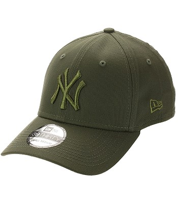 šiltovka New Era 39T League Essential MLB New York Yankees - New Olive