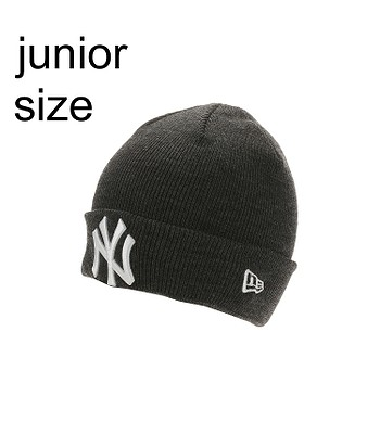 detská čiapka New Era Heather Essential MLB New York Yankees Youth - Graphite/Official Team Colour