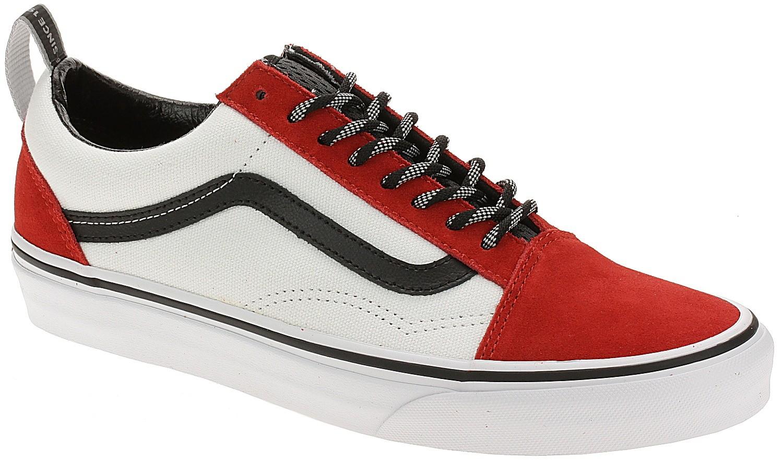 shoes Vans Old Skool - OTW Webbing/Red