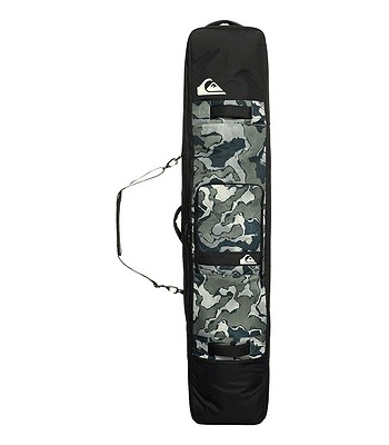 vak Quiksilver Platted Boardbag - KVJ5/Black Sir Edwards