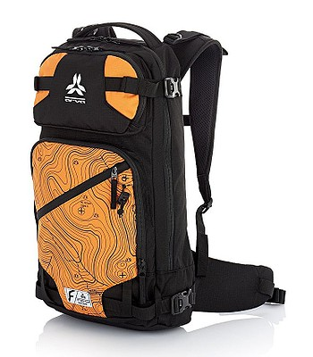 sac à dos Arva Calgary 22 - Orange