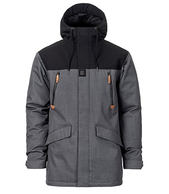 jacket Horsefeathers Mallor - Anthracite - men´s