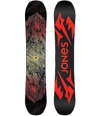 snowboard Jones Mountain Twin - Multi