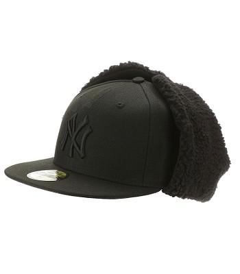šiltovka New Era 59F League Essential Dogear MLB New York Yankees - Black/Black