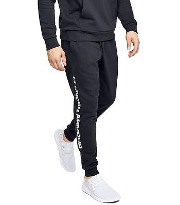 spodnie dresowe Under Armour Rival Fleece Logo - 001/Black