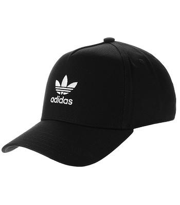 cap adidas Originals Adicolor Closed Curved - Black - men´s