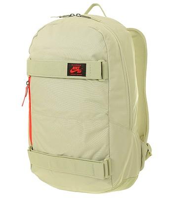 backpack Nike SB Courthouse - 377/Olive Aura/Olive Aura/Bright Crimson