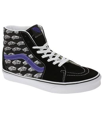 Schuhe Vans SK8-Hi - Blur Boards/Black/Royal Blue