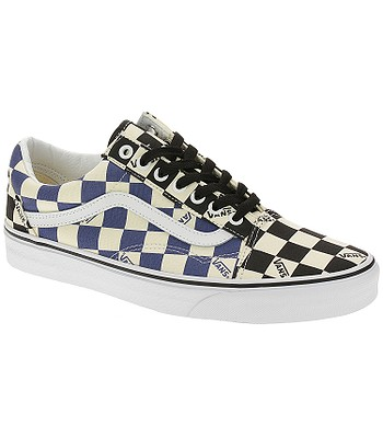 shoes Vans Old Skool - Big Check/Black/Navy