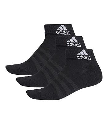 socks adidas Performance Light Ank 3 Pack - Black/Black/Black
