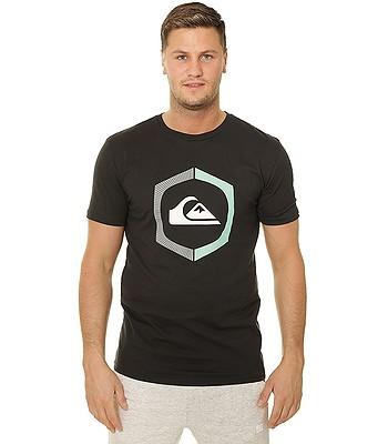 T-shirt Quiksilver Sure Thing - KVJ0/Black