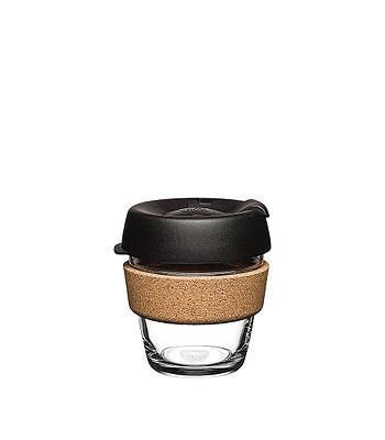 cup KeepCup Cork Brew XS - Black