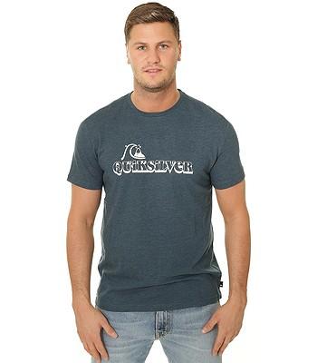 T-shirt Quiksilver Lost Sparks - BSM0/Majolica Blue - men´s