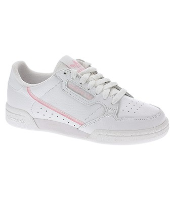 shoes adidas Originals Continental 80 - White/True Pink/Clear Pink - women´s