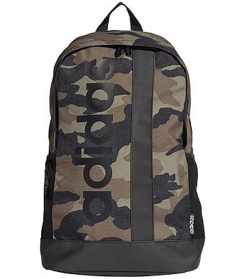 backpack adidas Performance Lin G - Black/Black/Black - women´s