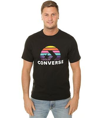 T-shirt Converse Planet Set Graphic/10017916 - A01/Converse Black - men´s