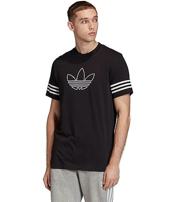 tričko adidas Originals Outline - Black