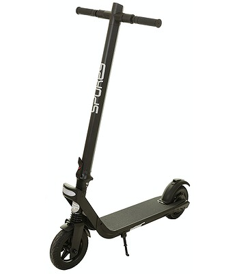 electric scooter Spokey Ghost - K926743/Black