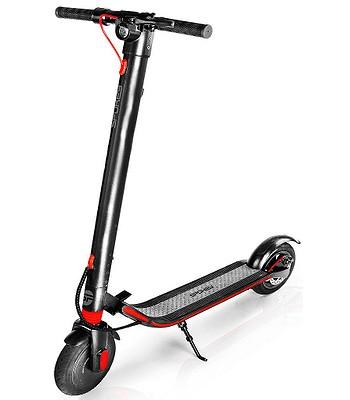 electric scooter Spokey Feniks - K926746/Black