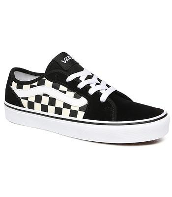 Schuhe Vans Filmore Decon - Checkerboard/Black/White - women´s