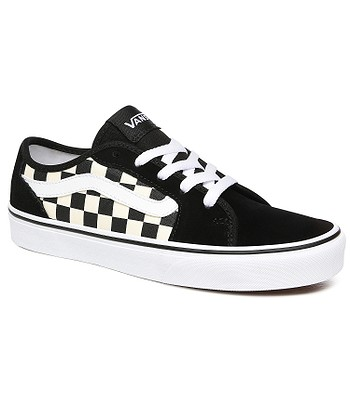 shoes Vans Filmore Decon - Checkerboard/Black/White - women´s