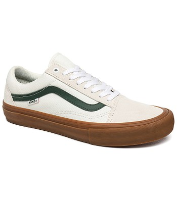 Schuhe Vans Old Skool Pro - Marshmallow/Alpine - men´s